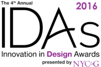 2016 NYC&G Innovation in Design Award
